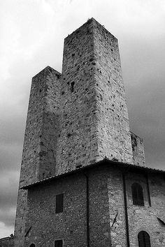 Twin Towers, San Gimignano