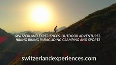 Get Inspired Paragliding, Glamping, Switzerland, Hiking, Adventure, Inspired, Outdoor, Inspiration, Walks