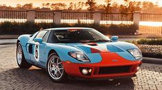 2006 Ford GT Heritage Edition 13 Miles Since New presented as lot S115.1 at Houston, TX 2015 - image1