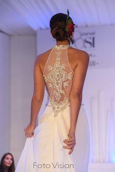 Gli abiti da sposa dell'Atelier Casa della Sposa Lecce sfilano a Promessi Sposi Galatina