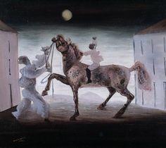 Sonho, 1938 / Portinari