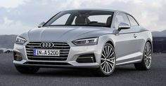 Audi's Online Configurator Lets You Fiddle With The New A5 Coupe #Audi #Audi_A5