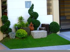 Landscape Ideas for Front of House in Philippines Paisagismo