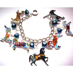 1000 Images About Unicorn And Carousel Jewelry On