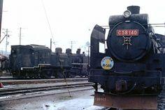 「ふるさと列車おくのと号」は金沢から七尾まではC58140号