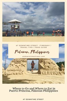 I've heard a lot of good things about Puerto Princesa, and I have always wanted to go there and see the crocodiles and the myna birds. Most especially the Underground River. It's been on my list for quite a while now so this year I've decided that my first travel destination would be this island. Here's a guide on Where to Go in Puerto Princesa, Palawan Philippines. A four day-three nights itinerary. China Travel, Bali Travel, Travel Usa, Travel Ideas, Travel Guide, Travel Inspiration, Puerto Princesa Palawan, Tokyo Japan Travel, Backpacking Asia