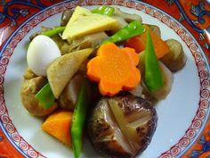 Chikuzen I, a dish t
