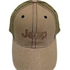Jeep Wrangler Men s Hats - Jeep Hat and Man Head Gear 4258e683b0a