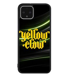 Yellow claw till it hurts 2 iphone case
