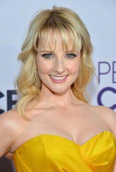 Melissa Rauch, hair style