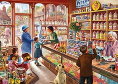 A Penny to Spend jigsaw puzzle in Food