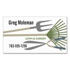 cute gardening business cards - Google Search