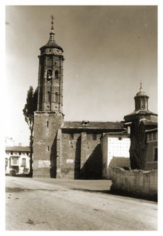 Turoliense: Iglesia y Ermita de Báguena
