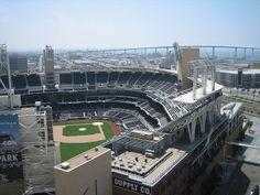 Petco Park-- San Diego Padres  Beautiful Baseball!