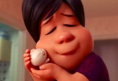 Short Movie ''Bao'' FULL By Pixar HD This Cartoon Have Oscar, Is very cool and i adsive you to watch this. This Short Movie is Created by Pixar And Disney. Disney Pixar, Disney Memes, Disney Films, Disney Art, Uefa Champions League, Pixar Shorts, Disney Shorts, Female Shorts, Film D'animation