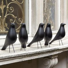 Charles & Ray Eames: Eames House Bird - Danish Design Store