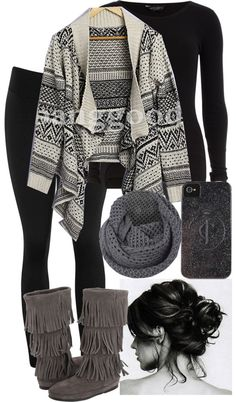 Best Outfits For Casual Work via Womens Clothes Magazines. Best Outfits For Outdoor Fall Pictures Cute Winter Outfits, Fall Outfits, Dress Outfits, Casual Outfits, Polyvore Winter Outfits, Christmas Outfits, Christmas Gifts, Sweater Outfits, Christmas Plays