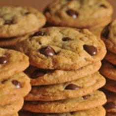 #recipe #food #cooking Original NESTLE(R) TOLL HOUSE(R) Dark Chocolate Chip Cookies food-and-drink