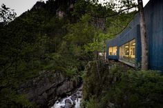 Gallery of Kvåsfossen / Rever & Drage Architects - 1