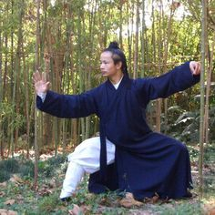 Traditional Taoist Silk and Linen Wudang Tai Chi Uniform Open Arms for Men and Women via Asia-Sale Best Tai Chi, Kung Fu Clothing