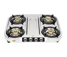 chef pro burner stainless steel gas stove comes with a premium stainless steel body and a