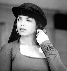 Janet Jackson in Poetic Justice