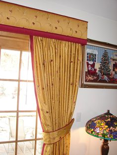 How To Upholster A Cornice 3 Of 3