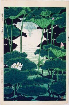 Shiro Kasamatsu - Lotus