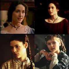 Meg, Jo, Beth, Amy ~ Little Women (1994)