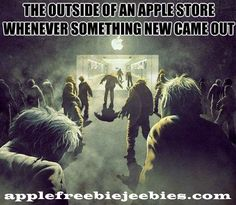 First iPhone 5 Orders Have Begun Shipping, Line Begins at Avenue Apple Store - Mac Rumors Steve Jobs, Apple Store, Pop Art, Drops Of Jupiter, First Iphone, Why So Serious, Zombie Apocalypse, Akita, Basic Instinct
