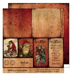 107444 - Jul i rødt