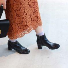 新たな季節のバッグと靴の関係