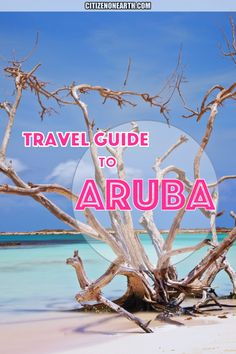Travel guide to Aruba