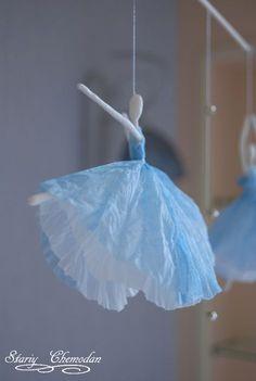 Paper Crafts Origami, Diy Paper, Paper Art, Fairy Crafts, Doll Crafts, Diy Arts And Crafts, Creative Crafts, Fairy Dolls, Paper Dolls