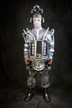 Bob Mitch's Mark 1 Cyberman