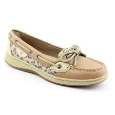 315926c553c661 Sperry Top Sider Angelfish Boat Shoes Beige Womens Boat Shoes