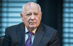 Mikhail Gorbachev: It 'looks as if the world is preparing for war' as nuclear threat re-emerges. The former Soviet leader called on Donald Trump and Vladimir Putin to work together to take steps to reduce the world's nuclear arsenal. Mr Gorbachev said the US and Russian presidents should champion a resolution at the UN Security Council to guard against a nuclear conflict.
