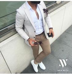 Mens Fashion Night Out Mens Fashion Blog, Fashion Mode, Fashion Night, Suit Fashion, Mens Smart Casual Fashion, Fashion Beauty, Daily Fashion, Paris Fashion, Fashion Fashion