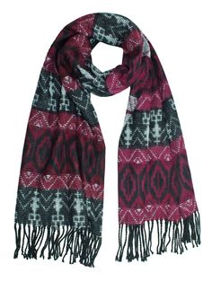 7fe1581f27843 482 Best Winter Scarves images in 2018 | Winter scarves, Knit shawls ...