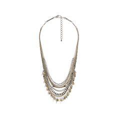 Stitch Fix Fall Accessories 2016: Layered Necklace