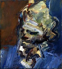 Frank Auerback - Head of Catherine Lampert, 1986