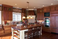 Cozy and inviting kitchen in Plan 119D-0007 | House Plans and More