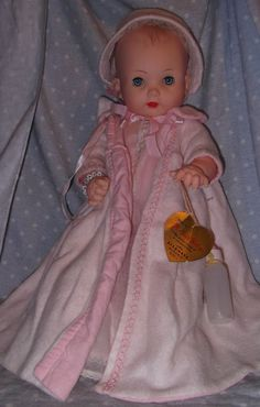 Effanbee factory All Original My Fair Baby Doll