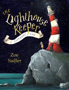 The Lighthouse Keeper: A Cautionary Tale. A hapless tale about a lighthouse keeper, who, isn't very good at his job, or is he? Will the little boat go down in a watery whirl or be saved by the beam of the lighthouse?