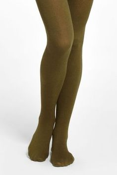 Chromatic Ribbed Tights