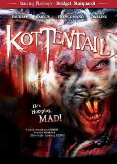 """#Movie #Horror #Kottentail Kottentail - Horror Movie: Synopsis: The """"Overlook Animal Research Laboratory"""" has long been working on genetic…"""