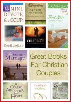 Great Books for Couples #marriage #booksforcouples #marriagebooks The Ultimate Pinterest Party 23