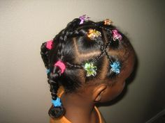 Braiding Hairstyles for Little Girls