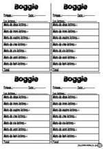 Boggle: un rituel tous niveaux - dixmois Boggle, French Immersion, Classroom Activities, Classroom Ideas, Daily 5, Literacy Centers, Teaching, Writing, Cycle 3