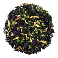 Violet Season is an aromatic, tasty, and colorful herbal blend. This product is a combination of the citrus with the exotic aroma of Mint. Relieve Bloating, Healthy Juices, Tea Blends, Herbal Tea, High Tea, Coffee Drinks, Afternoon Tea, Herbalism, Lchf